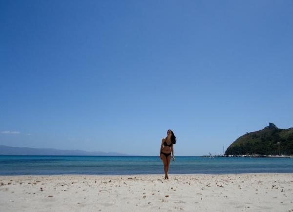 foto playa poetto