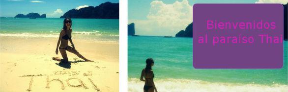 Bienvenidos al paraíso Tailandés: Krabi