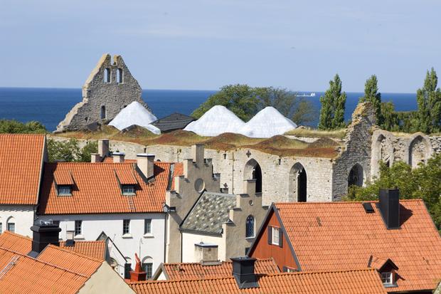 Visby islands