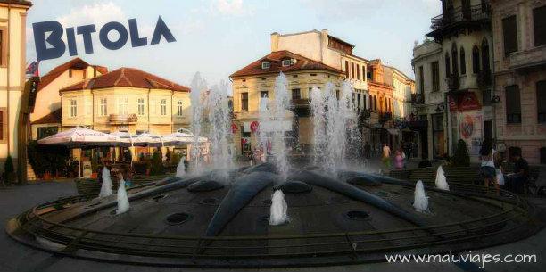 Bitola - centre