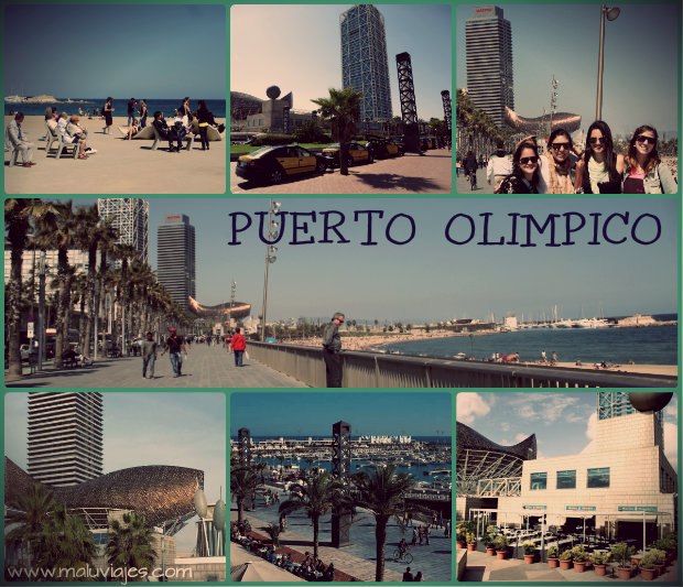 collage PUERTO OLIMPICO