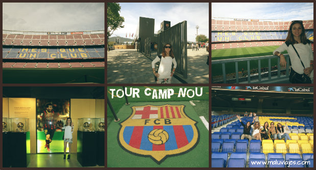 collage camp nou