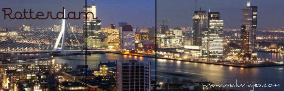 Holanda parte II: Rotterdam