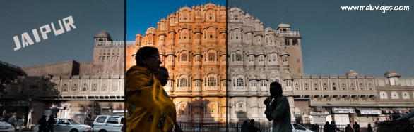 India: La ciudad Rosa de Jaipur
