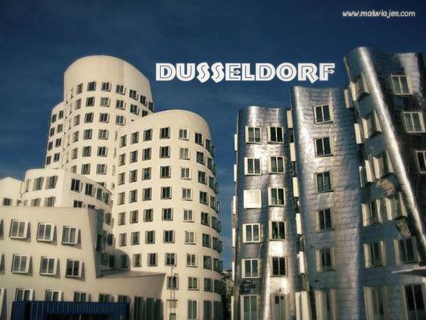 Düsseldorf-Medienhafen-Alemania