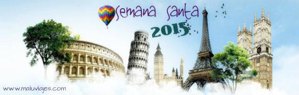 10 lugares para visitar en Semana Santa 2015