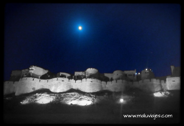 maluviajes-Jaisalmer-Fuerte-India