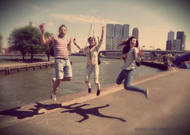 maluviajes-Puente-Erasmus-Rotterdam-Holanda