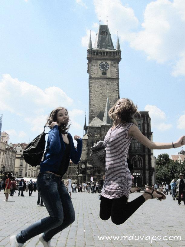 maluviajes-Torre-Reloj-Praga