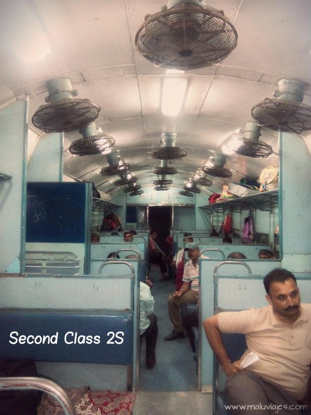 tren segunda clase