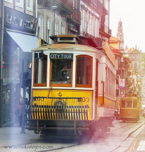 maluviajes-Portugal-tranvia-de-oporto-viajes