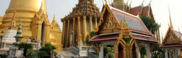 Bangkok: La ciudad de los ángeles Parte I
