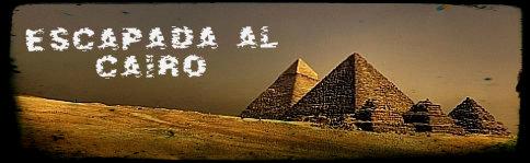 Escapada al Cairo- Egipto