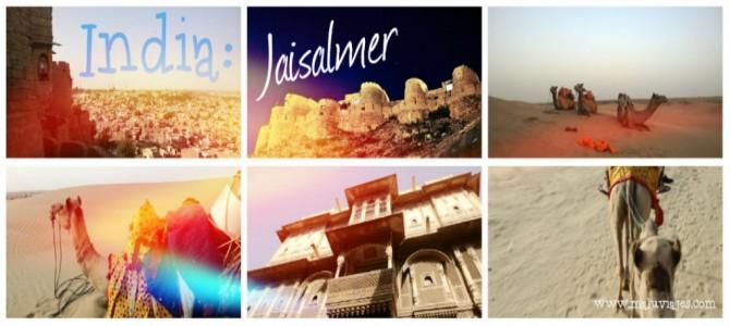 India: La ciudad Dorada de Jaisalmer Parte II